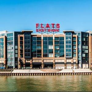 Flats East Bank Building