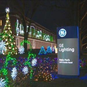 GE Lighting Industrial Building