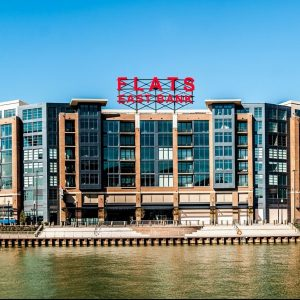 Flats East Bank Building